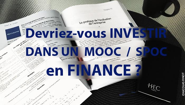 MOOC en Finance